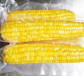 真空包装玉米